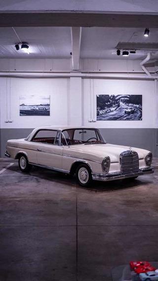 Mercedes Benz 300 Se Coupe W112 1966 Tomas Bord Tb2 Garage