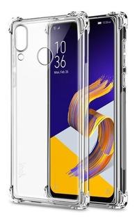 Capa Anti Queda De Luxo Zenfone 5/5z + Pelicula Full Cover
