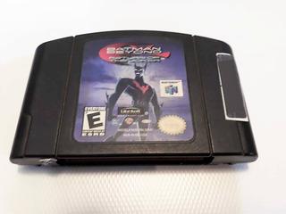 Batman Beyond / Juego / Nintendo 64 / Original