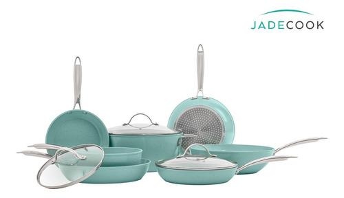 Imagen 1 de 10 de Jade Chef By Jade Cook Kit De Lujo Con 10 Piezas- Cv Directo
