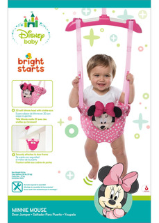 Jumper Minnie Bright Starts- Bebés Y Niño