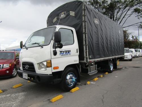 Hyundai Hd78 Estacas 3.9l Diesel 4x2