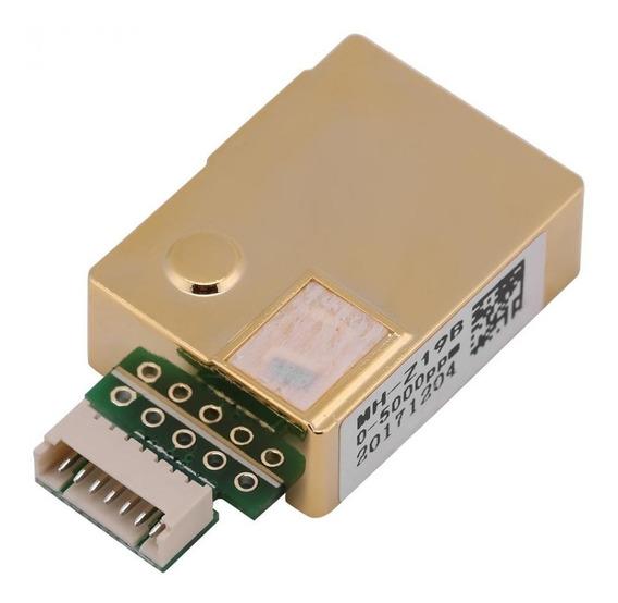 Mh-z19 Mh-z19b Sensor Infravermelho De Dióxido De Carbono Co2 Para Arduino E Raspberry