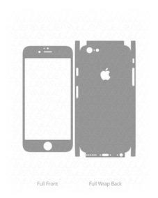 Adesivo Skin Personalizada Iphone 6, 6plus