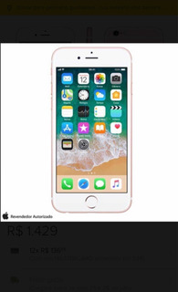 Apple 6s 64 Gb Vitrine