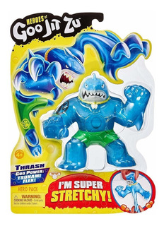 Heroes Of Goo Jit Zu Figura Super Flexible 12 Cm Original
