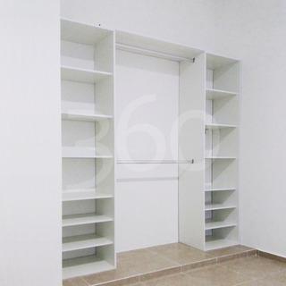 Closet Minimalista Moderno 2a - Instalación Gratis En Cancún
