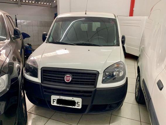 Fiat Doblo Cargo 1.8 16v Flex 4p 2016 Completa
