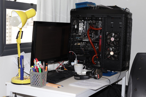 Computador Gamer Fx 8350 + Hd7950 3g