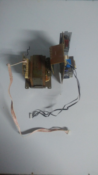 Trnasformador Completo Com As Placas Som Sony Lbta 495