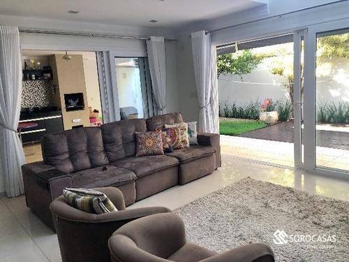Casa À Venda, 257 M² Por R$ 1.120.000,00 - Condomínio Ibiti Royal Park - Sorocaba/sp - Ca1795