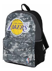 Mochila Nba Basquete Los Angeles Lakers Original