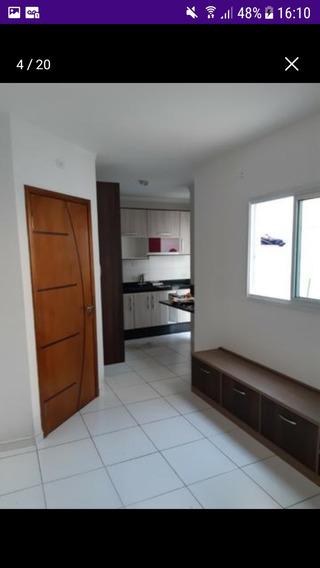 Vendo Apartamento Mobiliado - Santo André