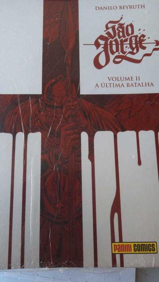 Gibi Hq São Jorge Volume Ii A Últim São Jorge