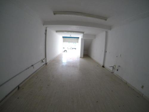 Salão Para Alugar, 76 M² Por R$ 1.500,00/mês - Centro - Americana/sp - Sl0234