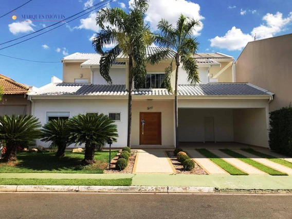 Casa Residencial Para Venda E Locação, Jardim Esplendor, Indaiatuba. - Ca2869