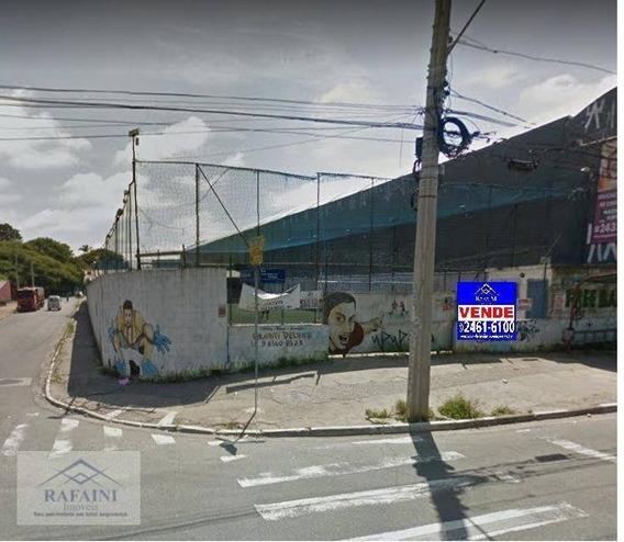 Terreno - Jd. Presidente Dutra - Guarulhos - Te0020