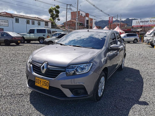 Renault Logan 2020 1.6 Expression / Life +