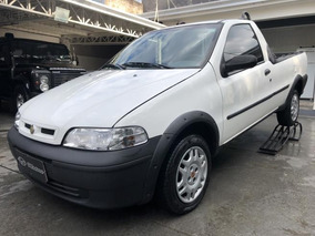 Fiat Strada Working 1.5 Mpi (nova Série) Gasolina Manual