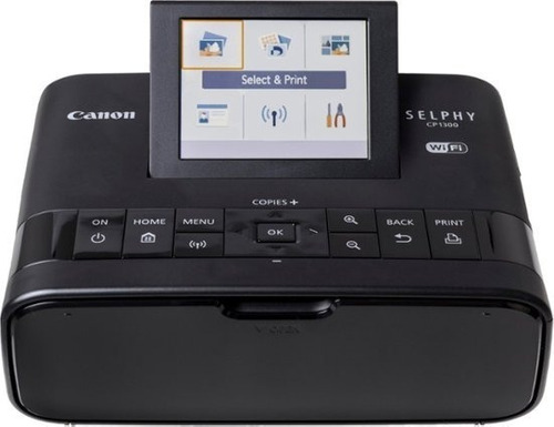 Impressora Compacta Canon Selphy Cp1300 - Fotográfica Wi-fi