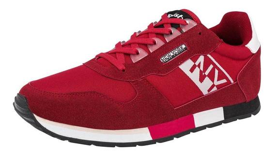 Gösh Tenis De Hombre 94500-1 Color Rojo