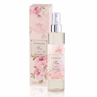 2x Kosiuko Rose Mujer Body Splash 150ml Perfumesfreeshop!!!
