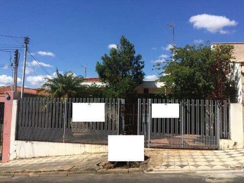 Casa Com 3 Dormitórios À Venda, 191 M² Por R$ 325.000,00 - Vila Trujillo - Sorocaba/sp - Ca7954