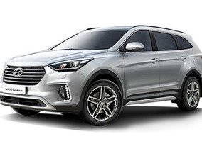 Hyundai Grand Santa Fe 3.3 At