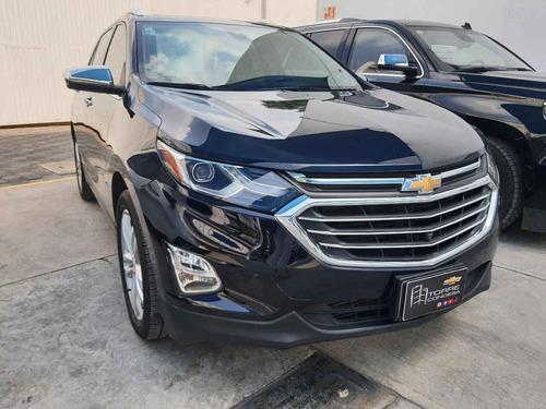 Imagen 1 de 15 de Chevrolet  Equinox  2021  5p Premier Plus L4/1.5/t Aut (d)
