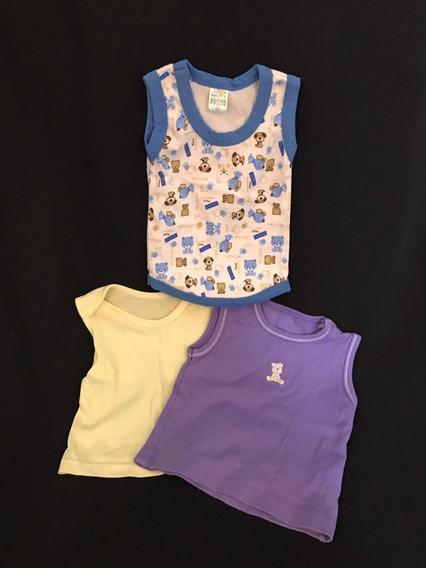 Vendo Camisetas Para Bebé Recién Nacido