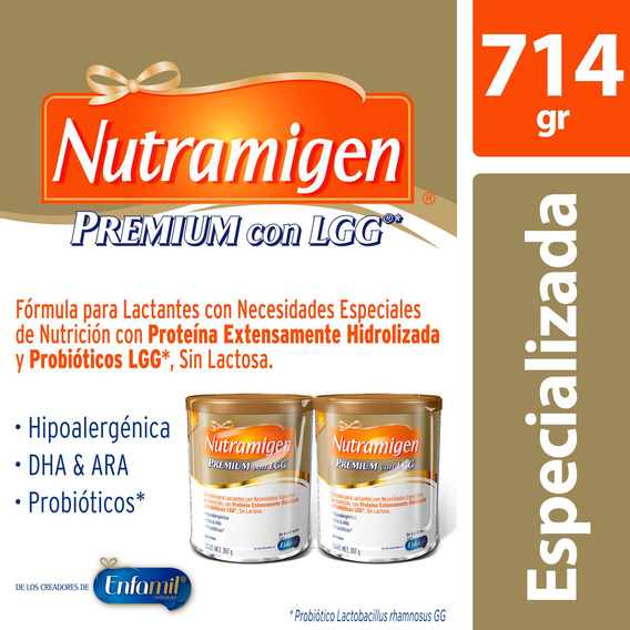 Fórmula Infantil Enfamil Nutramigen 0-12 Meses, 2 Latas 357g