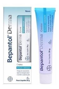Creme Bepantol Derma 20g Dexpantenol Pró-vitamina B5