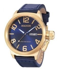 Relógio Magnum Masculino Analógico Ma33399a Garantia 2 Anos