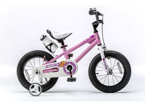Bicicleta Royal Baby Freestyle Kids Rodado 14 - Star Cicles