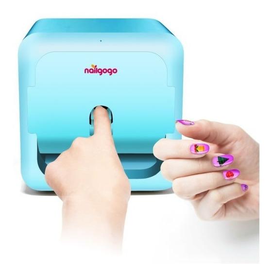 Print Gel Base Para Impresora De Uñas Nailgogo - Nailo2
