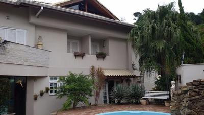 Sobrado Residencial Para Locação, Jardim Panorama, Ribeirão Pires - So0458. - So0458