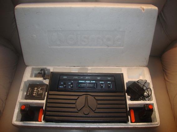 Raro Atari Dismac Vj-9100 Funcionando Perfeitamente (leia)