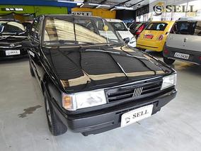 Fiat Uno Mille Eletronic 1993 Preto 4p