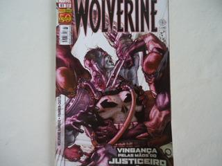 Hq Gibi Marvel Wolverine Vingança Pelas Mãos Do Justiceiro