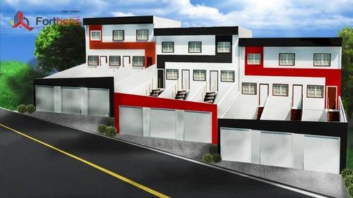 Sobrado Com 2 Dormitórios À Venda, 57 M² Por R$ 178.000,00 - Jardim Alegria - Francisco Morato/sp - So0725