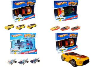 Hot Wheels Auto Cambia Color Colour Shifters Tierra Y Mar