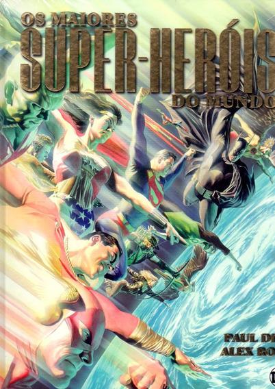 Os Maiores Super-herois Do Mundo Bonellihq Cx86 G19