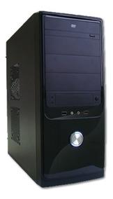 Pc Intel Cpu I5 7400, 16gb Ddr4 , Ssd 120gb, Fonte 500w