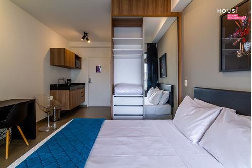 Apartamento - Brooklin - Ref: 835 - L-835