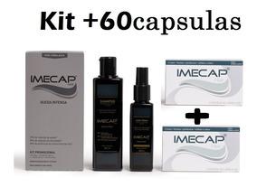 Kit Imecap Hair Queda Intensa Com 60 Capsulas