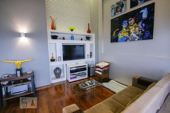 Apartamento No 22º Andar Com 3 Dormitórios E 4 Garagens - Id: 892950516 - 250516