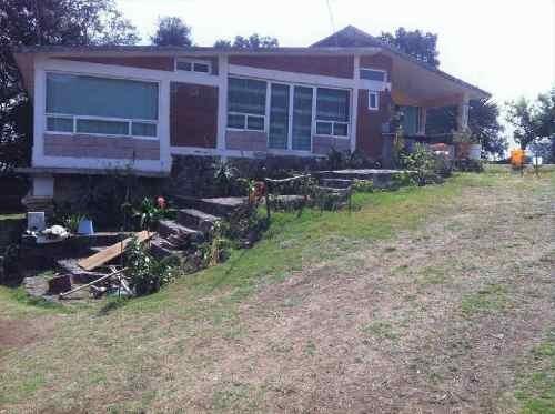 Casa Tipo Rancho En Venta Tlalpan, Rancho En Venta Colonia San Miguel Topilejo, 10,255 M2 Total De