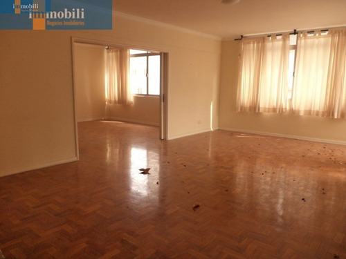 Imagem 1 de 15 de Apartamento Higienópolis - Pc98705