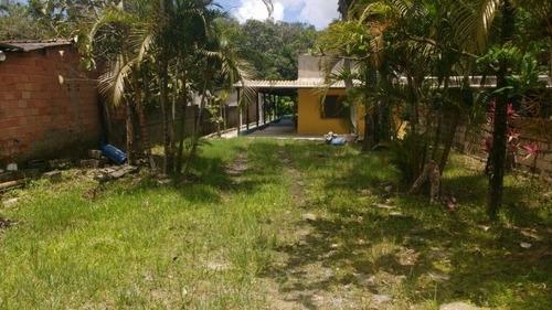 Imagem 1 de 15 de Chácara Em Mongaguá 1000 M² - 320