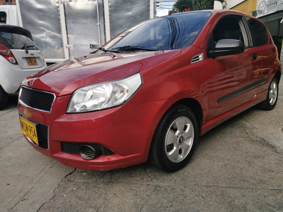 Chevrolet Aveo Emotion Gti 2012